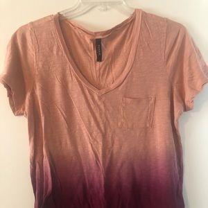 Torrid Ombré T shirt